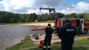 Szukali Wojtka prawie tydzień. Ciało nastolatka znaleziono w Zalewie Sulistrowickim