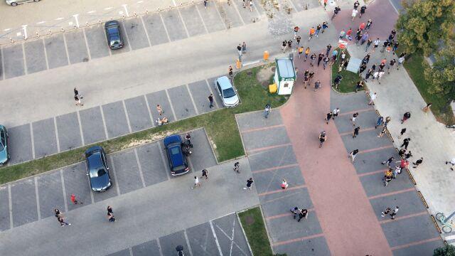 Liczba zatrzymanych po marszu w Białymstoku wzrosła