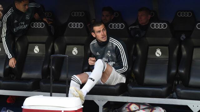 """Koniec Bale'a w Realu, Zidane potwierdza. """"Jeśli odejdzie jutro, będzie lepiej dla wszystkich"""""""