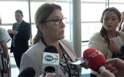 Mazurek skomentowała wybór Słowaczki na szefową komisji zatrudnienia w europarlamencie