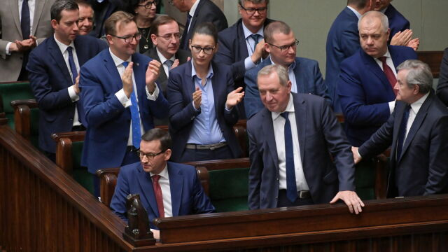 """The opposition spoke about the importation of trash, but """"ba ="""" """"conclusion ="""" """"w ="""" """"sejm ="""" """"no ="""" """"aprovat ="""""""