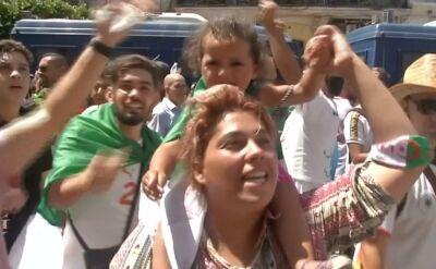 Kilkadziesiąt tysięcy Algierczyków protestuje i domaga się reform