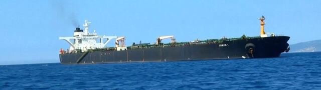 Płynął z ropą do Syrii. Gibraltar przedłuża areszt dla tankowca