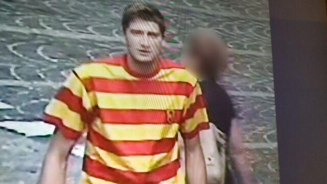 Policja szuka mężczyzny podejrzewanego o pobicie nastolatka
