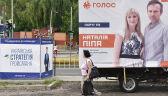 Kampania przed wyborami parlamentarnymi na Ukrainie