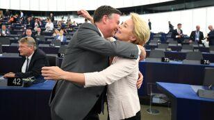"""Przywódcy gratulują """"nowej twarzy Europy"""""""