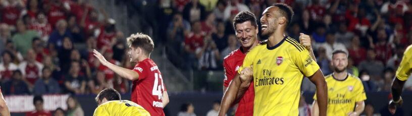 Gol Lewandowskiego nie pomógł. Bayern przegrał z Arsenalem