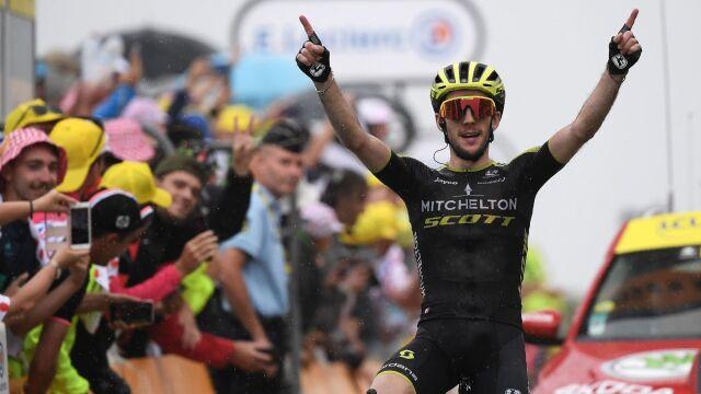 Drugi etapowy triumf Yatesa w Pirenejach. Chwile słabości lidera