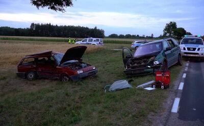Tragiczny wypadek w Horodyszczach. Zginęła 14-latka