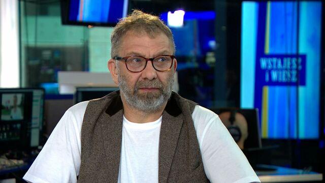 Piotr Metz wspominał Roberta Brylewskiego