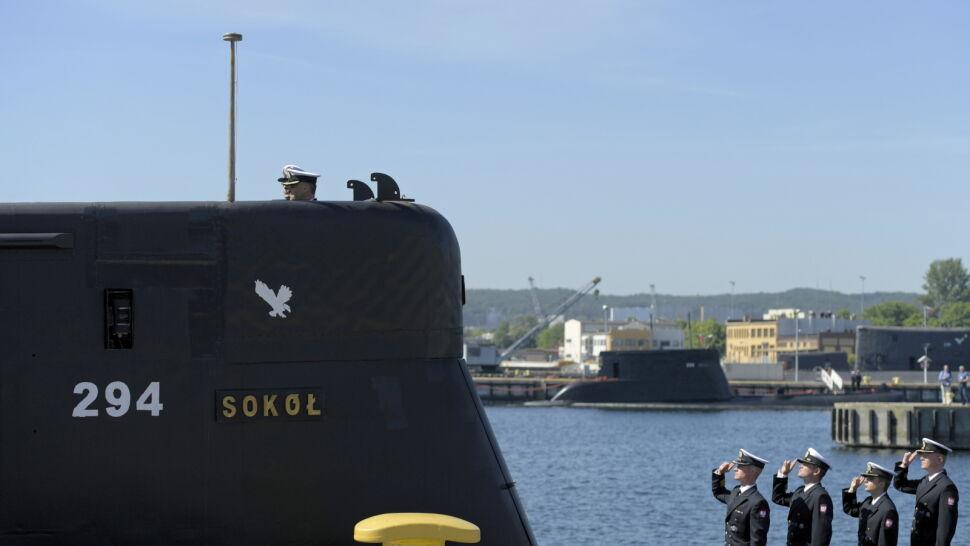 ORP Sokół odszedł na emeryturę. Zostały nam trzy okręty podwodne