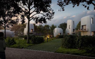 W Holandii wydrukują domy z betonu
