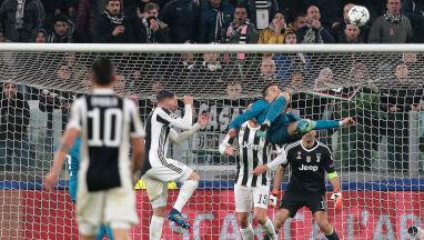 Buffon wspomina przewrotkę Ronaldo.