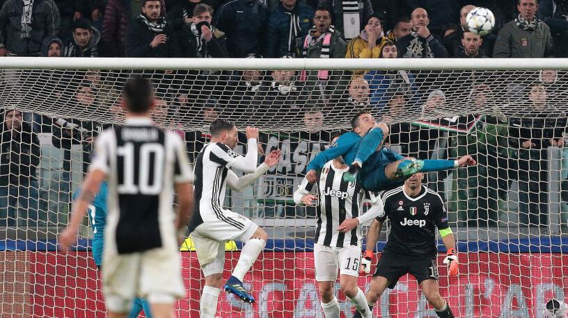 """Buffon wspomina przewrotkę Ronaldo. """"Cristiano, jeszcze raz, ile ty masz lat?"""""""