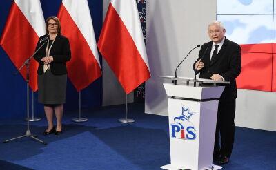 Kaczyński: o żadnych pazurkach nie mówiłem