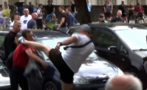 Zatrzymany podejrzewany o pobicia nastolatka w Białymstoku