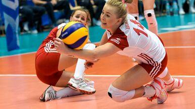 Polskie siatkarki były o włos od igrzysk. Mistrzynie świata minimalnie lepsze
