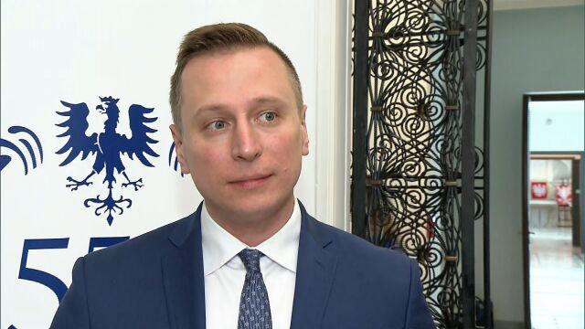 """Brejza o projekcie """"Polska100"""""""
