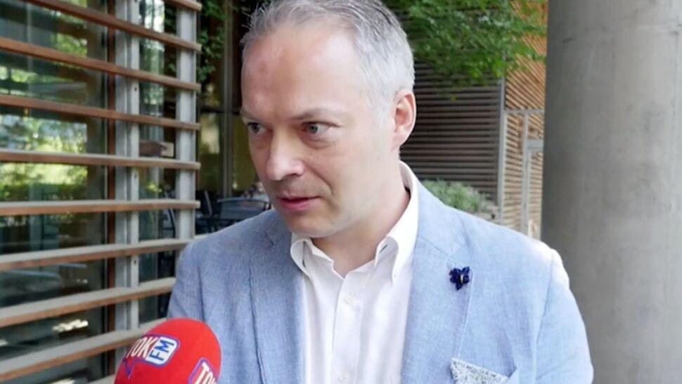 Żalek o proteście w Sejmie: Traktują dzieci jak żywe tarcze. Nie można im dać gotówki