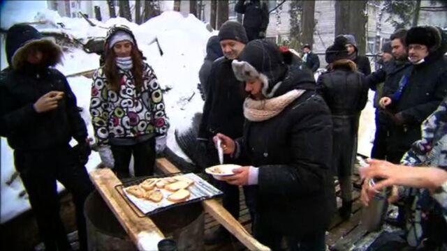 Relacja ze Lwowa Roberta Jałochy