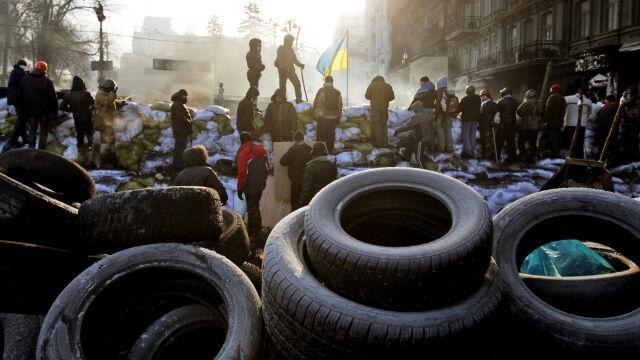 Sprawcy pierwszych zabójstw na Majdanie wciąż nieznani