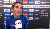 Balsamo po triumfie w wyścigu elity kobiet w mistrzostwach świata