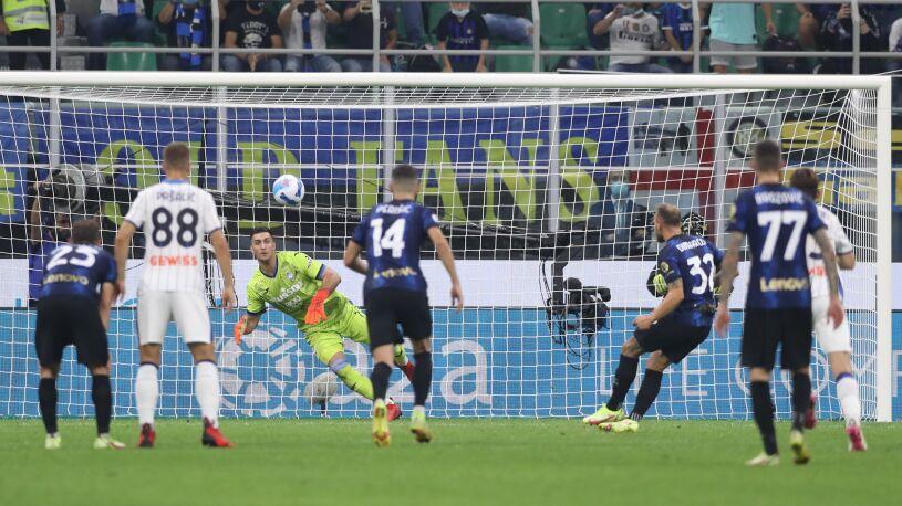 Inter zmarnował piłkę meczową, Milan na czele
