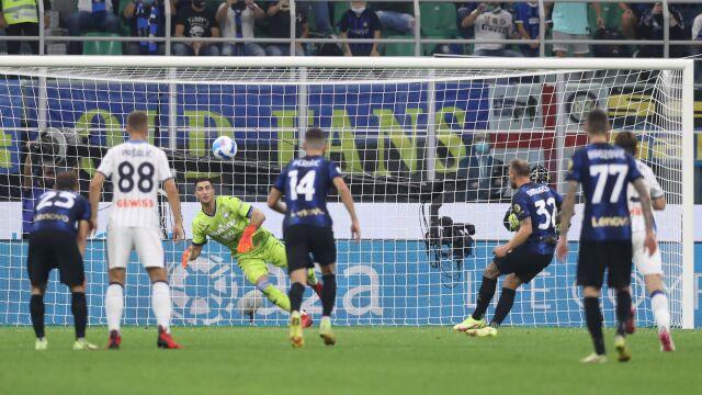 Inter zmarnował piłkę meczową, Milan na czele Serie A