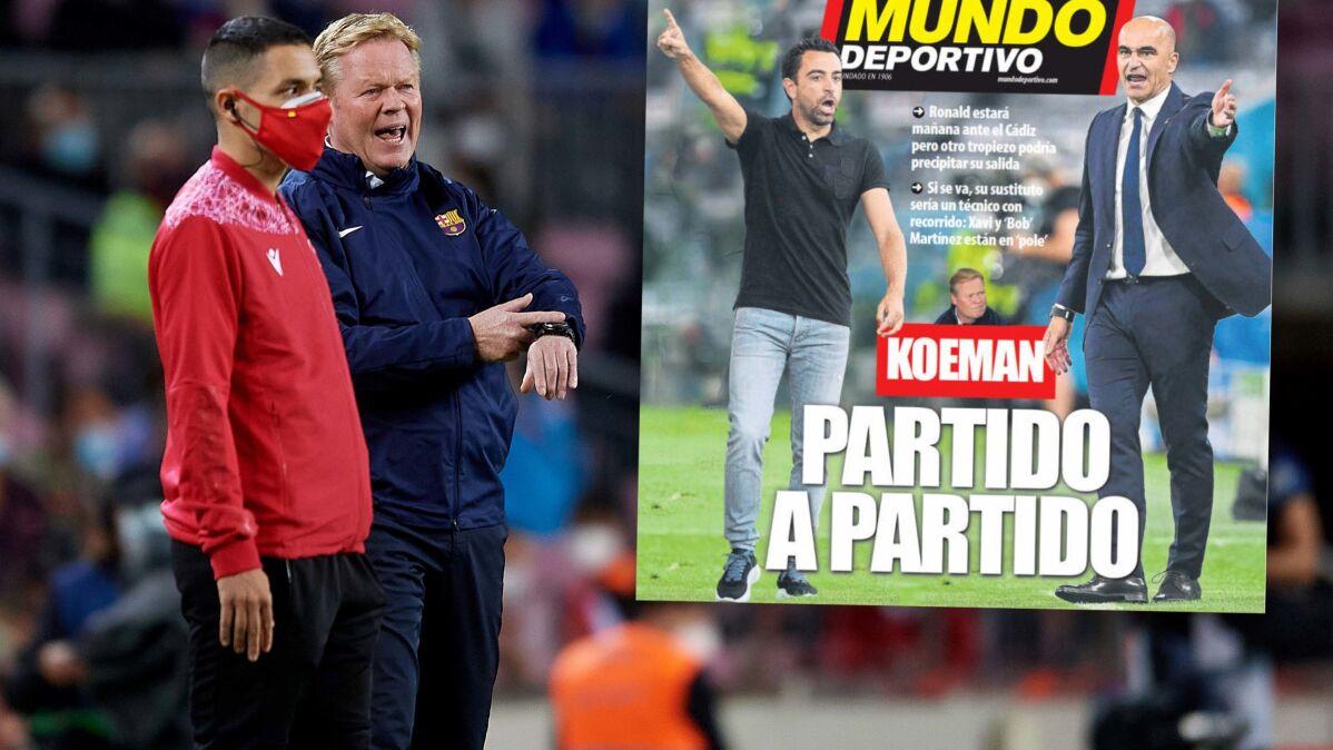 Kto zastąpi Koemana w Barcelonie?