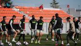 Trening Atletico Madryt przed rewanżowym meczem z Chelsea w Lidze Mistrzów