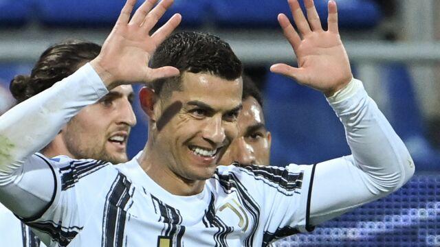 "Pele gratuluje Ronaldo. ""Bardzo cię podziwiam"""