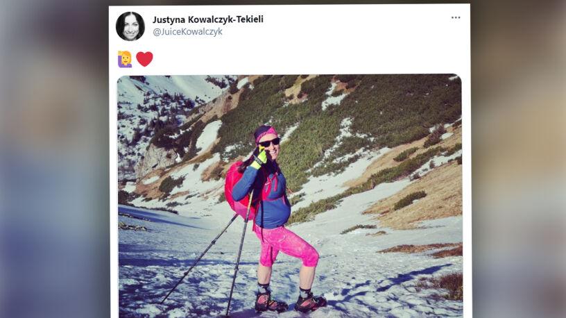 Justyna Kowalczyk-Tekieli zostanie mamą. Wymowne zdjęcie w mediach społecznościowych