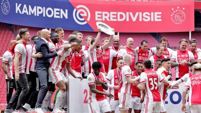 Ajax przetopił mistrzowską paterę. W tym szaleństwie jest metoda