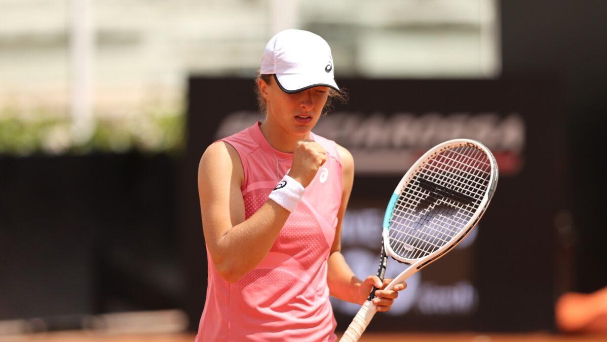 Świątek w półfinale turnieju w Rzymie. Szósta tenisistka rankingu pokonana