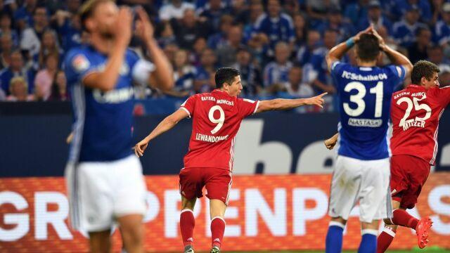 Lewandowski przebudził Bayern. Jest gol, powinien być kolejny hat-trick