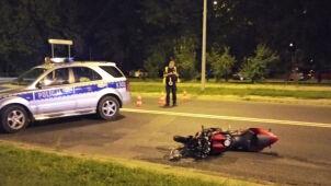 Motocyklista potrącił pieszego. Obaj nie żyją