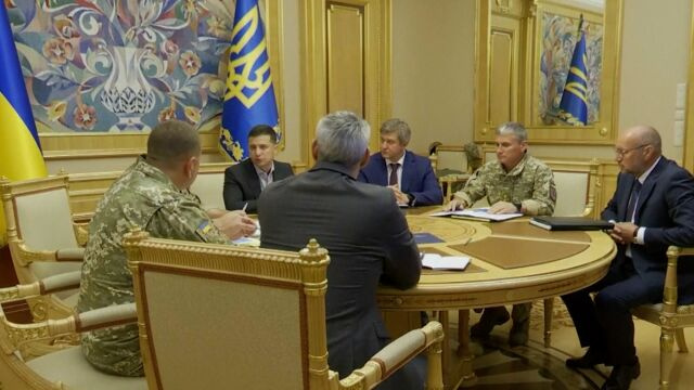 """Ukraina chce dawać obywatelstwo """"prześladowanym rosyjskim obywatelom"""""""