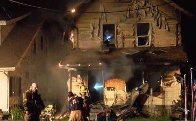 W pożarze przedszkola zginęło pięcioro dzieci