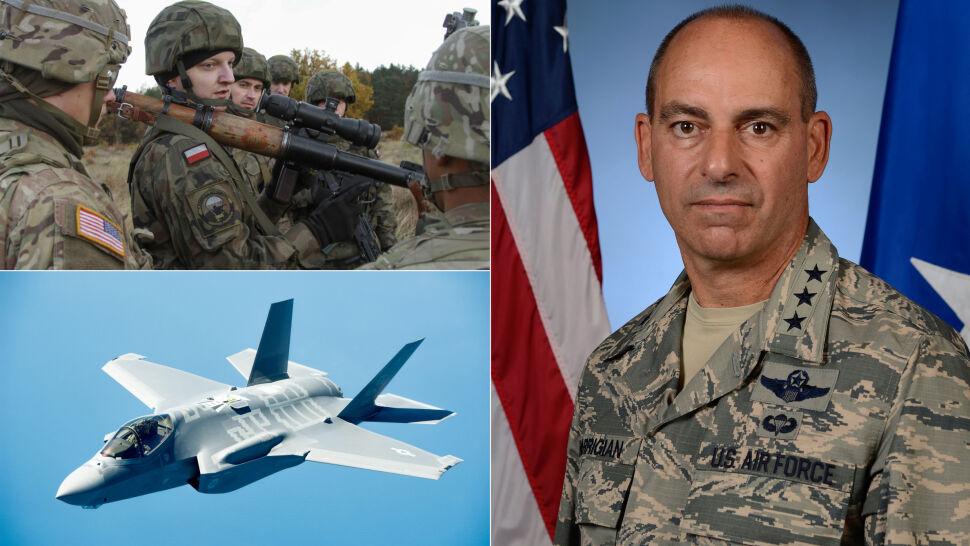 """""""Departament obrony nie podjął szczegółowych decyzji"""" w sprawie sił USA w Polsce"""