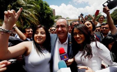Wybory prezydenckie w Gwatemali