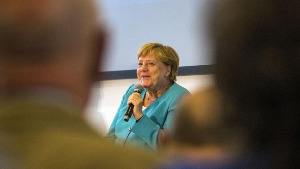 """""""Muszę żyć ze świadomością, że istnieją kontrowersje wokół polityki migracyjnej"""""""
