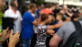 Czterech nieletnich chłopców krzyczało wulgarne słowa do uczestników Marszu Równości