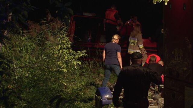 Wywróciła się łódka z ojcem i córką. Mężczyzna utonął