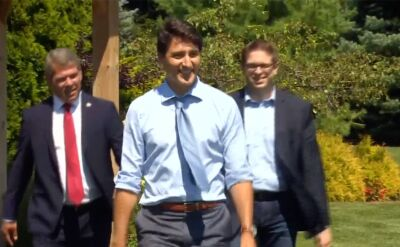 Trudeau: ponoszę pełną odpowiedzialność