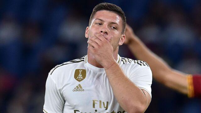 Marca: Luka Jović może odejść z Realu zaledwie dwa miesiące po transferze