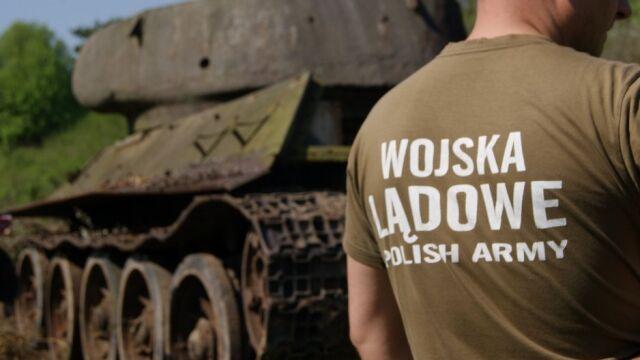 Czołg okazał się wojenną produkcją z lutego 1945 z fabryki 112 w Gorkim