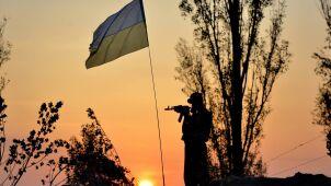 Pozorny rozejm w Donbasie.