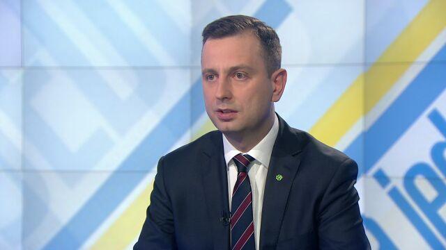 """Władysław Kosiniak-Kamysz był gościem """"Jeden na jeden"""""""