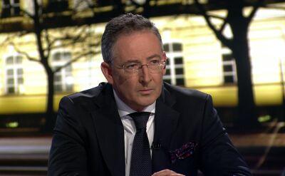 """Sienkiewicz czeka na ruch premiera. """"Jak się jest ministrem, traci się kontrolę nad swoim losem"""""""