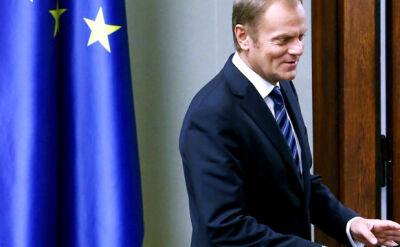 Donald Tusk szefem Rady Europejskiej?